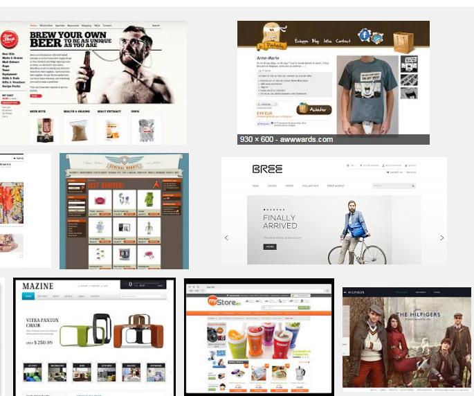 интернет магазин, разработка, дизайн